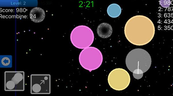 Nebulous.io online game